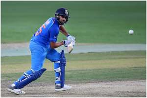 टीम इंडिया के कप्तान रोहित शर्मा दुबई में बना सकते हैं ये 5 बड़े रिकॉर्ड्स