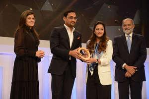 Forbes India 'टाइकून्स ऑफ टुमॉरो' में आइकन ऑफ एक्सेलेंस से सम्मानित हुईं दिग्गज हस्तियां