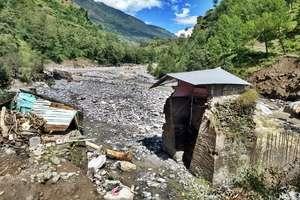 हिमाचल के कु्ल्लू-मनाली में बरपा सबसे अधिक कहर, तबाही के PHOTOS