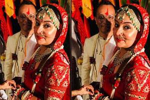 टीवी एक्ट्रेस सुचिता त्रिवेदी ने 42 की उम्र में की शादी, इस टीवी एक्टर ने निभाए भाई के फर्ज