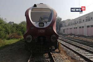 अमृतसर ट्रेन हादसा: तस्वीरों में देखें अटारी पहुंची खूनी ट्रेन डीएमयू