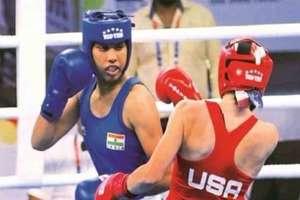 PHOTOS: महिला वर्ल्ड बॉक्सिंग चैंपियनशिप के क्वार्टर फाइनल में पहुंची कैथल की मनीषा