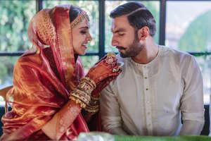 दीप-वीर की शादी की नई तस्वीरें देखी आपने