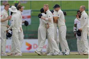 इंग्लैंड को कैंडी टेस्ट में मिली जबर्दस्त जीत, 48 साल बाद धराशायी हुआ भारत-न्यूजीलैंड का ये रिकॉर्ड