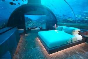समुद्र के अंदर दुनिया का सबसे पहला होटल, रात गुज़राने के लिए खर्च करने होंगे इतने रुपये