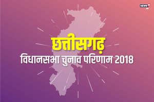 Chhattisgarh Election Result 2018: बस्तर संभाग में इनके बीच है मुकाबला