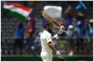 विराट कोहली ने जमाया 25वां टेस्ट शतक, साथ ही बना डाले 6 रिकॉर्ड