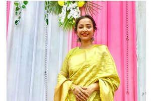 PHOTOS: बॉलीवुड की इस 'मुन्नी' की आज है शादी, मेहंदी और संगीत में ऐसी दिखीं श्वेता बासु