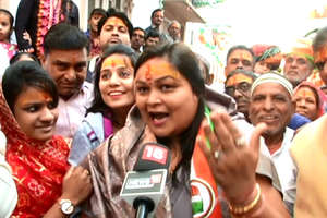 अशोक गहलोत ने ली CM पद की शपथ, जयपुर से जोधपुर तक जश्न, देखें- तस्वीरें