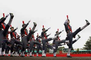 Republic Day 2019: आतंकियों की पहचान के लिए लगे खुफिया कैमरे, राजपथ परेड के लिए हुआ इन NCC कैडेट्स का चुनाव
