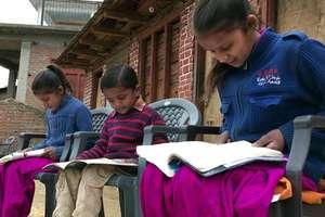 PHOTOS: न मां का प्यार मिला, ना पिता का दुलार, अनाथ 3 बच्चों को सरकारी मदद का इंतजार