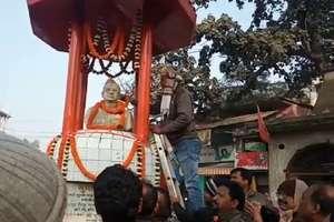 PHOTO : जमशेदपुर से लेकर पलामू तक सभी जगह याद किए गए सुभाष चंद बोस