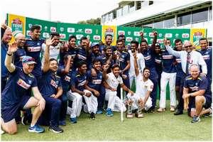 SA vs SL: श्रीलंका ने दर्ज की ऐतिहासिक जीत, ये कारनामा करने वाली बनी पहली एशियाई टीम
