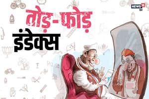 तोड़-फोड़ इंडेक्स: आरजेडी और बीजेडी को भाजपा ने दिया तगड़ा झटका