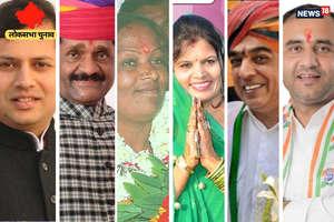 congress candidate list 2019: राजस्थान कांग्रेस की पहली सूची तैयार! इन चेहरों पर लगाया दांव