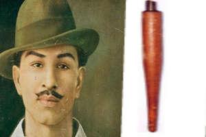 वो कलम जिससे भगत सिंह, सुखदेव और राजगुरु को फांसी की सजा पर किए दस्तखत, देखें दुर्लभ चीज़ें