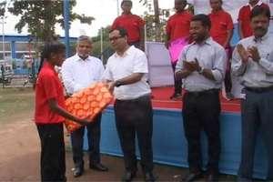 PHOTO : जमशेदपुर में हुए आर्चरी टूर्नामेंट में 2800 से अधिक तीरअंदाजों ने दिखाई प्रतिभा