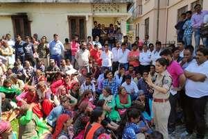 9 साल की दलित बच्ची से रेप, परिवार पर समझौते का 'दबाव' से भड़के लोग