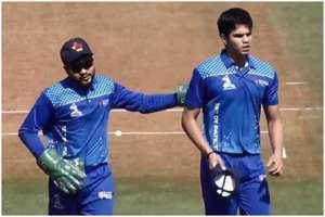 मुंबई टी20 लीग में अर्जुन तेंदुलकर का धमाका, पहले गेंदबाजी में बरपाया कहर फिर बल्ले से दिखाया दम