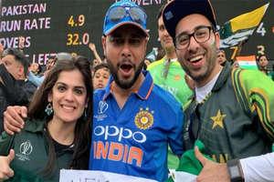 टीम इंडिया की जीत की दुआ मांग रहे 'पाकिस्तानी टीम'!