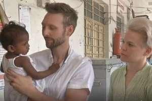भागलपुर अनाथालय की बच्ची को अमेरिकन कपल ने लिया गोद