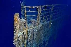 107 साल बाद ऐसा दिखता है समुद्र में डूबे टाइटैनिक का मलबा!