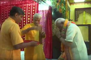 PM मोदी ने बहरीन में किया हिंदू मंदिर की परियोजन का उद्घाटन
