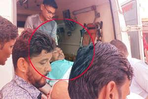 जयपुर पुलिस व जीतू बन्ना में मुठभेड़,2 पुलिसवालों को गोली लगी