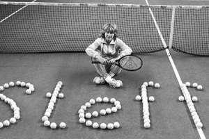 50 साल की हुईं टेनिस की गोल्डेन गर्ल स्टेफी ग्राफ