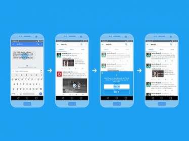 Twitter Lite- ट्विटर लाइट ऑफिशियल Twitter ऐप का लाइटवेट वर्जन है. यह प्रोग्रेसिव वेब ऐप है और यह आपके फोन में 1 MB से कम का स्पेस लेता है. ट्विटर का दावा है कि यह ऐप 3G कनेक्शन में 5 सेकेंड से कम समय में लॉन्च हो सकता है और 70 फीसदी से ज्यादा डेटा बचाता है.