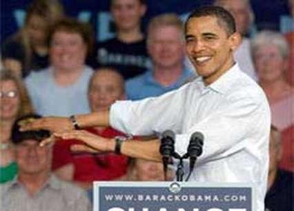 ओबामा, हिलेरी की एक-एक और जीत