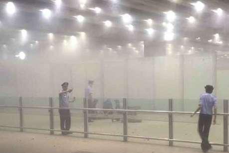 चीन: बीजिंग हवाई अड्डे पर विस्फोट, एक घायल