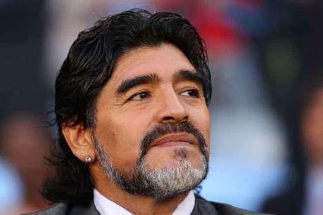 माराडोना ने कहा, 'रोनाल्डो एक जानवर हैं, काश वो अर्जेंटीना के होते'