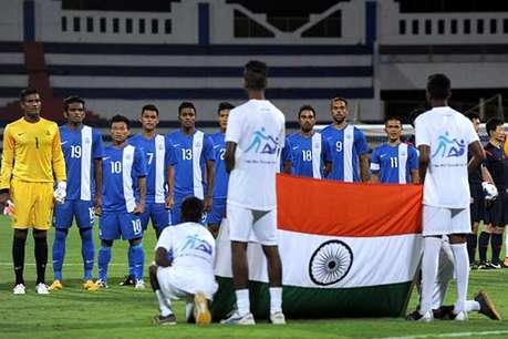 जानें, FIFA रैंकिंग में किस स्थान पर पहुंचा भारत