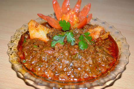 रेसिपी: घर बैठे ऐसे बनाएं लजीज हैदराबादी कीमा