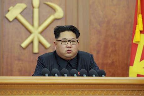 Image result for किम जोंग ने फिर की बड़े हथियारों के परिक्षण की तैयारी