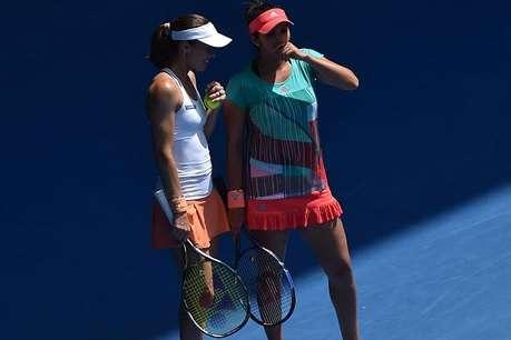 US ओपन: सानिया मिर्जा का सफर समाप्त, डबल्स के क्वार्टर फाइनल में हारकर हुईं बाहर