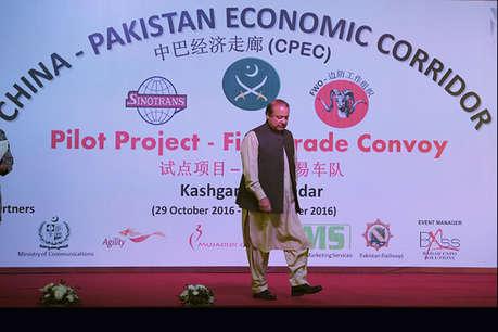 सीपेक पर पाकिस्तान की पेशकश पर भारत के जवाब के इंतजार में चीन