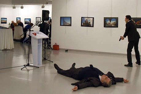 राजदूत की हत्या पर पुतिन के तेवर कड़े, तुर्की ने कहा- संबंध नहीं बिगड़ने देंगे