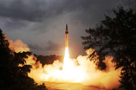 'अग्नि' मिसाइलों को लेकर भारत पर भड़का चीनी मीडिया, की पाकिस्तान की वकालत