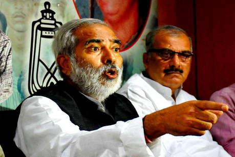 तस्लीमुद्दीन के निधन से राजद को गहरा धक्का :  रघुवंश प्रसाद सिंह