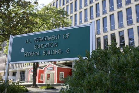 अमेरिकी शिक्षा विभाग ने गलती के लिए मांगी माफी पर उसमें भी की गलती