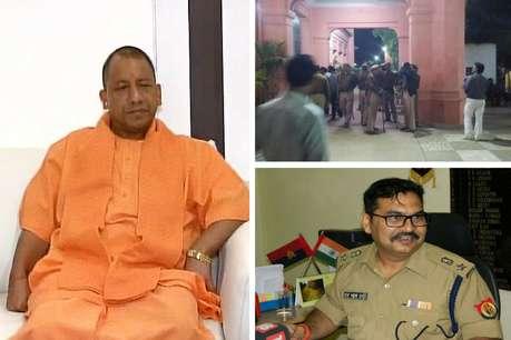 बढ़ाई गई गोरखनाथ मंदिर की सुरक्षा, योगी के स्वागत की तैयारियों में जुटे समर्थक