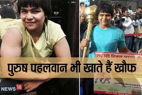 Exclusive: पिता लंगोट बेचकर करते हैं गुजारा, बेटी ने दंगल में जीते 10 लाख