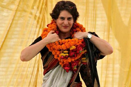 प्रियंका गांधी: अनाधिकारिक तौर पर एक बेहद सक्रिय राजनेता