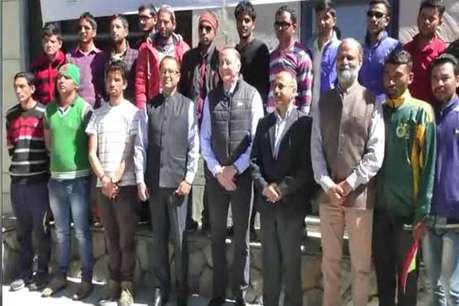 'ग्रामीण युवाओं को टूरिज्म से जोड़ने के लिए दी जा रही ट्रैनिंग'