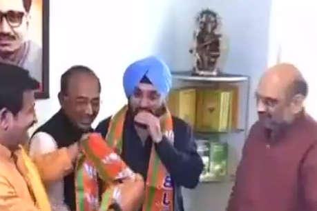 कांग्रेस के वफादार रहे अरविंदर सिंह लवली ने भी थामा कमल