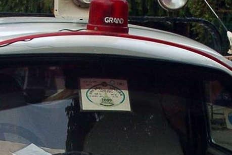 लाल बत्ती न होने के साइड इफ़ेक्ट, नो पार्किंग जोन में खड़ी सीएम योगी के मंत्री की गाड़ी उठी!