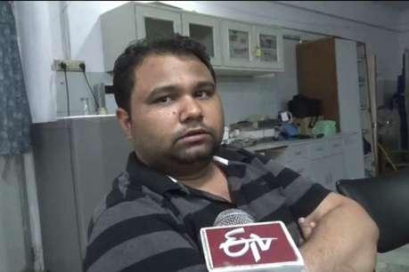VIDEO: आगरा में खनन टीम पर जानलेवा हमला, ड्राइवर को बनाया बंधक