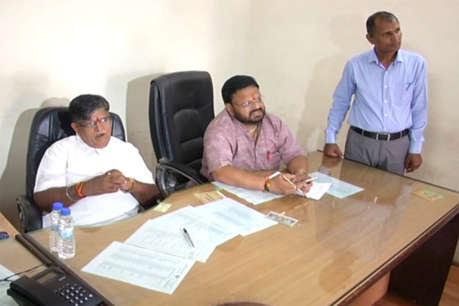 जयपुर: गृह मंत्री कटारिया ने की जनसुनवाई, उठा कानून व्यवस्था का मसला